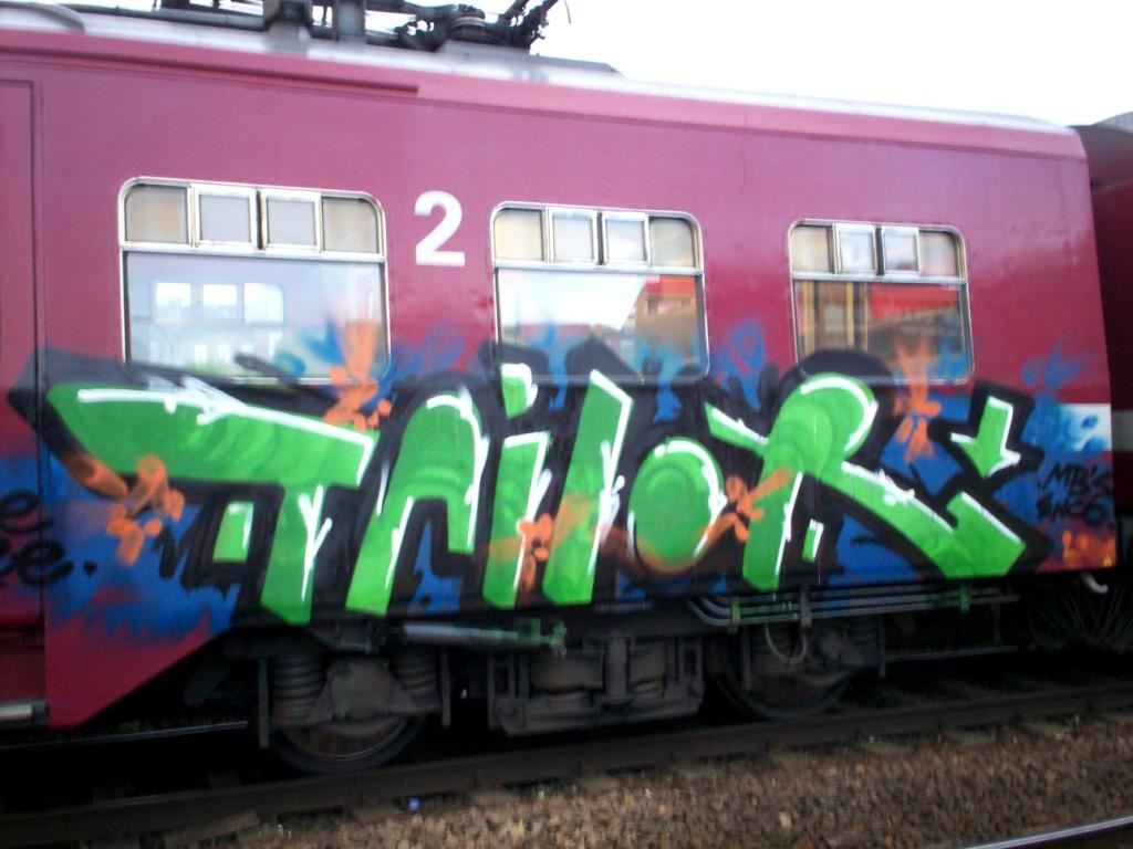 Talor In Graffity