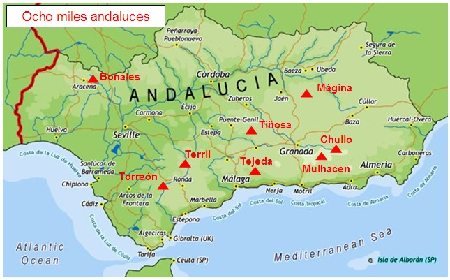 Mapa De Carreteras De Andalucia En Pdf