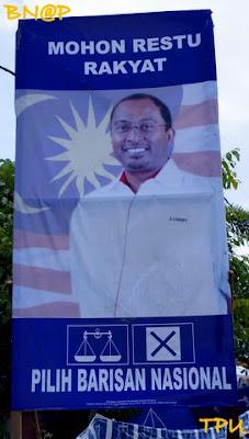 Mohonlah restu rakyat melalui pilihanraya DUN Perak, bukan dengan memalukan diri sendiri dengan terus memerintah dengan sandaran 3 ADUN lompat.