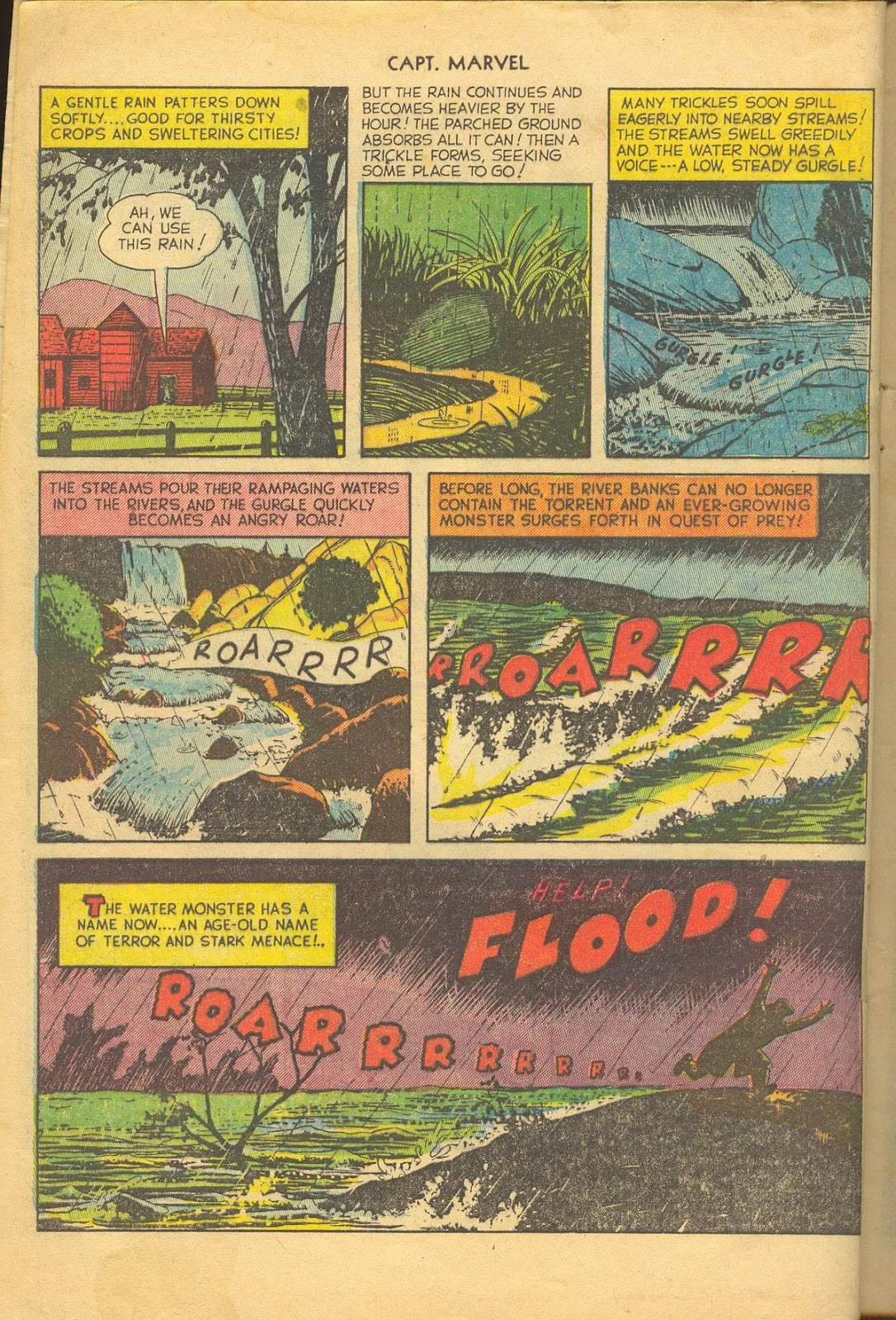 Captain Marvel Adventures issue 132 - Page 4