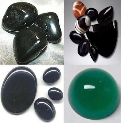 Manfaat dan kandungan: Batu Oniks (Onyx)