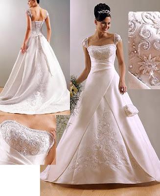 Vestidos de novia importados de eeuu