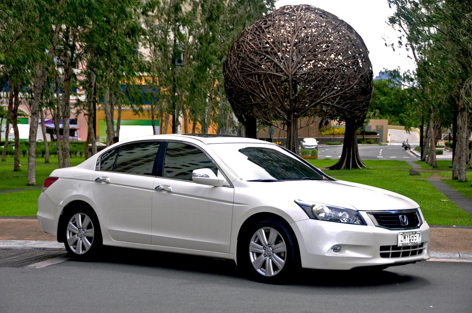 On your MARK: 2009 Honda Accord 3.5 V6