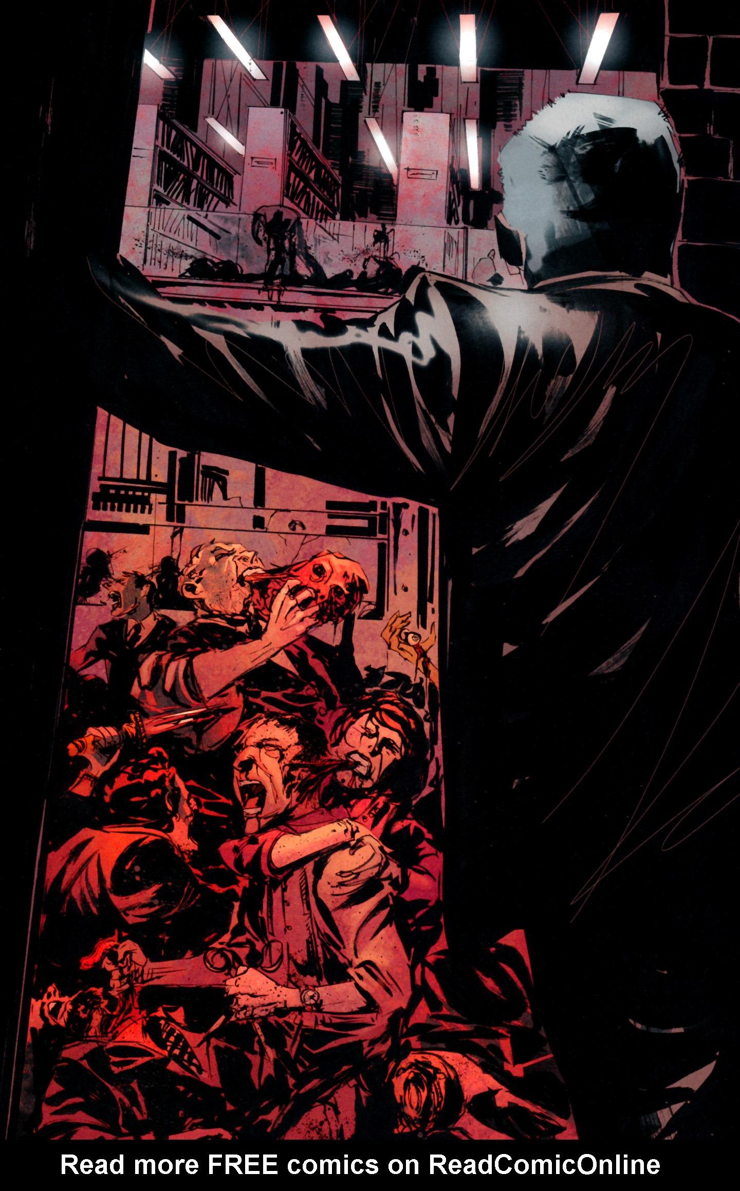 Read online American Vampire: Lord of Nightmares comic -  Issue #1 - 14