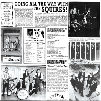 Power Pop Lovers The Squires Going All The Way With The