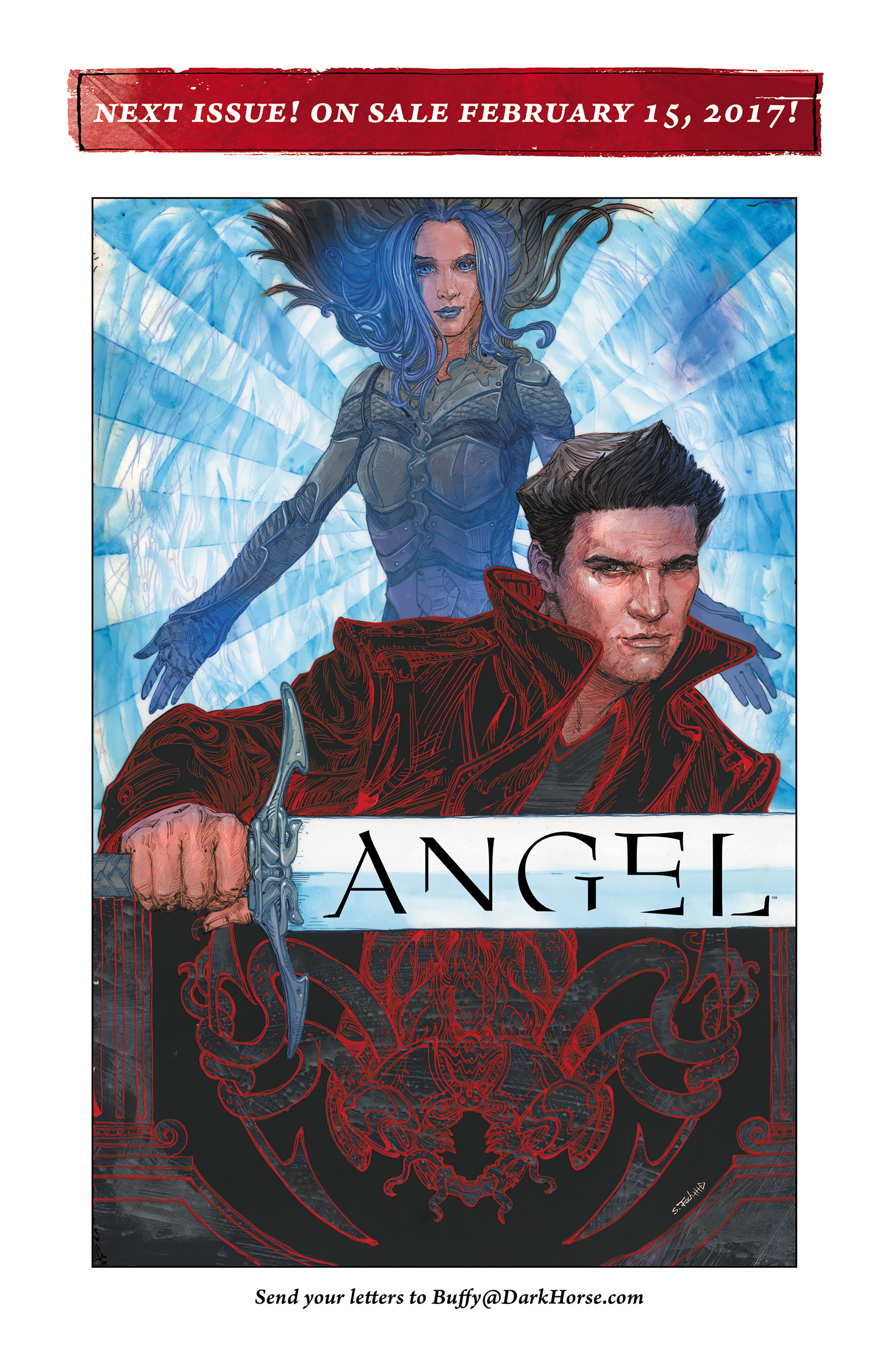 Read online Angel Season 11 comic -  Issue #1 - 25