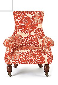 Hampton Hostess Color Pop Coral