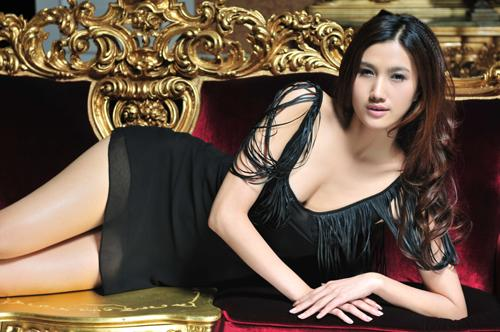 Su Su - sexy girl from China