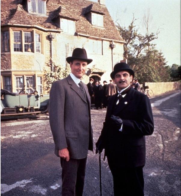 The Chronology of Agatha Christie's Poirot: Hercule Poirot