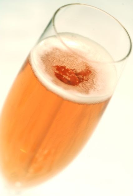 Jelly Shot Test Kitchen Champagne