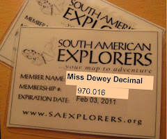 official member of the South American Explorers club