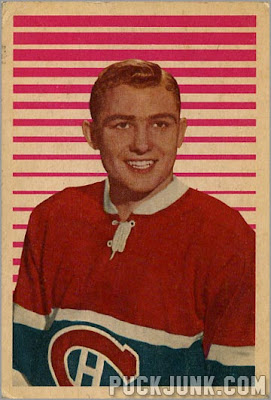 1963-64 Parkhurst #25 – William Hicke