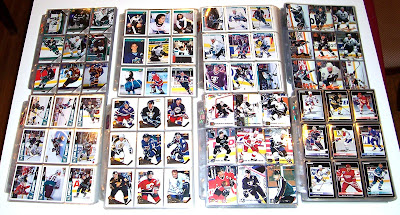 Hockey Card Haul - Part 4: Sets
