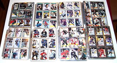 Hockey Card Haul - Part 4: Sets