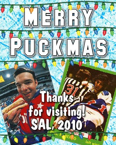 Merry Puckmas 2010