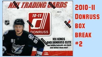 2010-11 Donruss box break #2