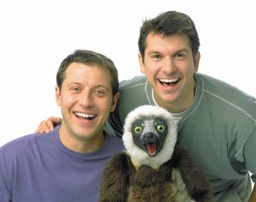 The kratt brothers zoboomafoo - Exotic fish pets