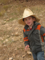 Our Little Cowboy