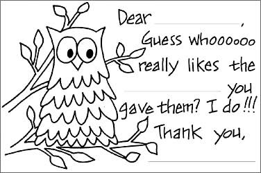 thank you cards free printable coloring page
