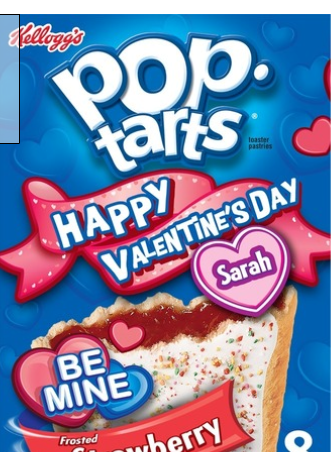 It Can't All Be Dior: Be My Little Pop Tart