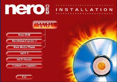 Nero free download software.