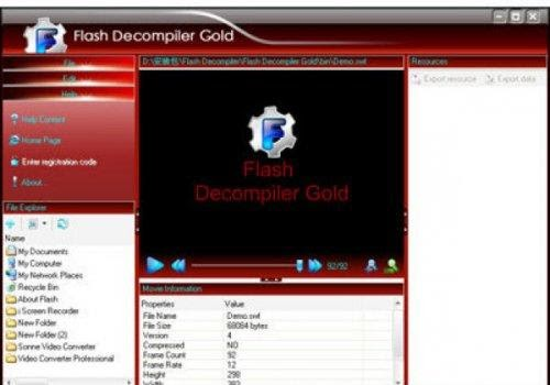 Download jpexs free flash decompiler 2. 1. 3: extract and replace.
