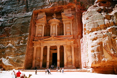 Travelling To Petra Without Tour Guide From Eilat