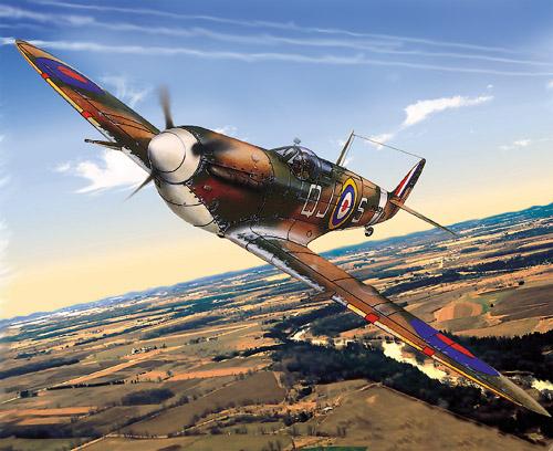 """Sua Maestà lo Spitfire - """"Un Veltro con una marcia in più"""""""