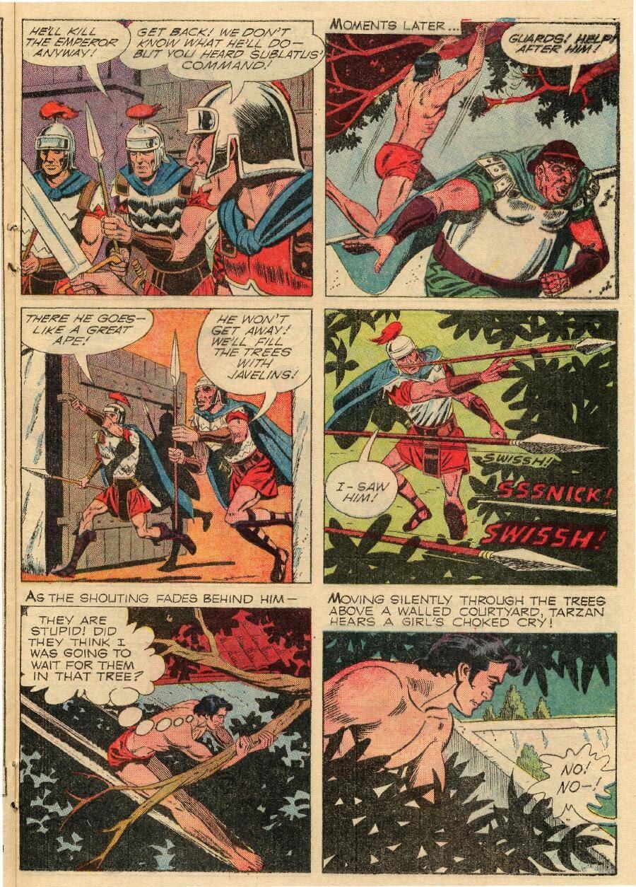 Tarzan (1962) issue 194 - Page 21