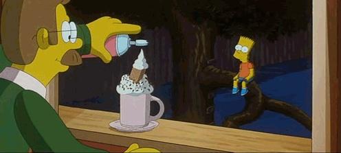 bart Simpson crtani seks