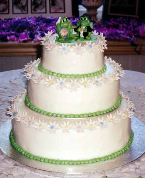 Simple Wedding Cakes: Shi Shi Sweets: Wedding Cake Ideas