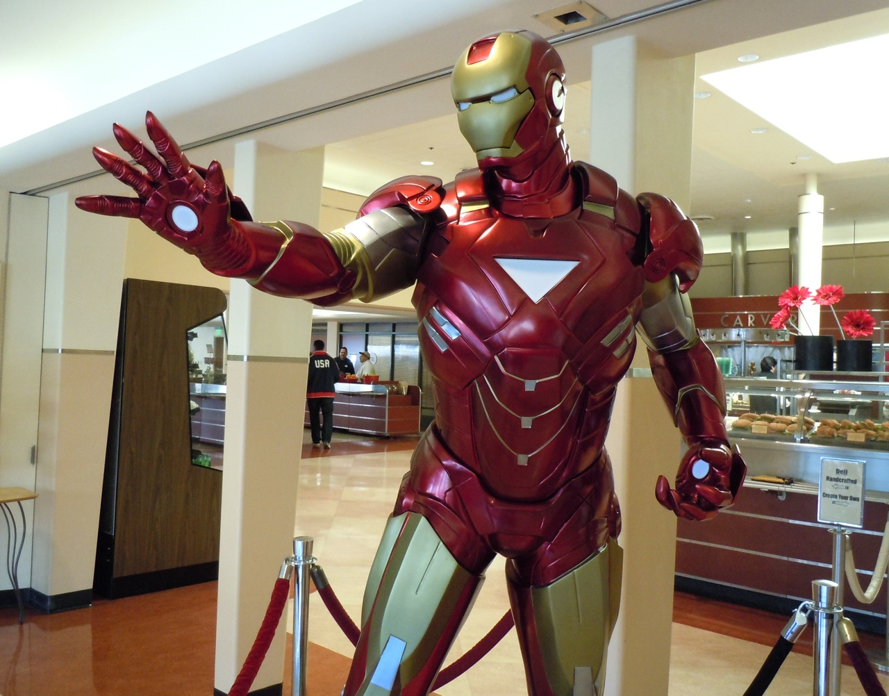 iron man 2 movie costume. Black Bedroom Furniture Sets. Home Design Ideas