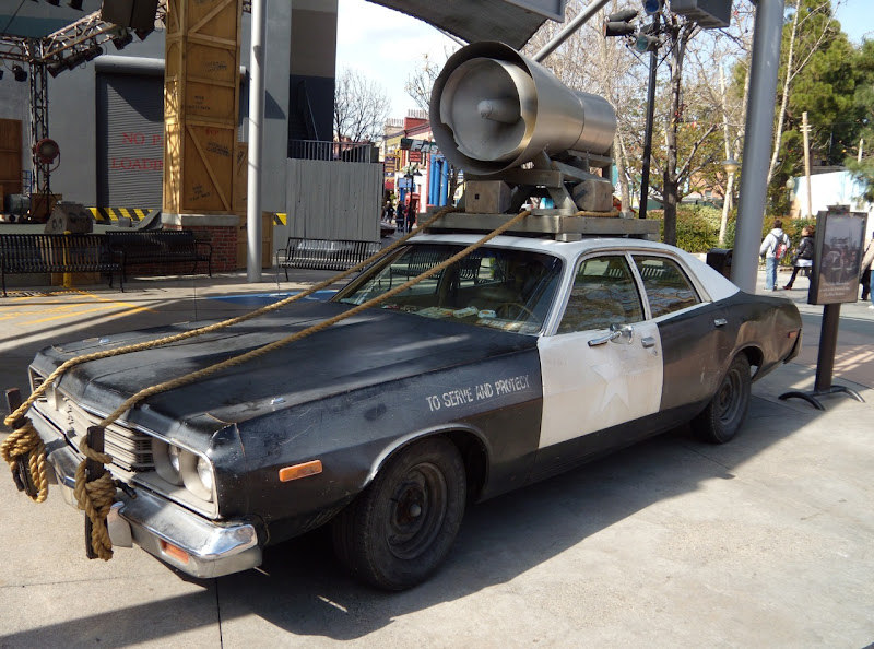 The Blues Brothers movie 1974 Dodge Bluesmobile