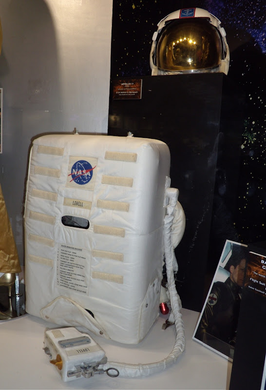 Original Apollo 13 NASA movie props