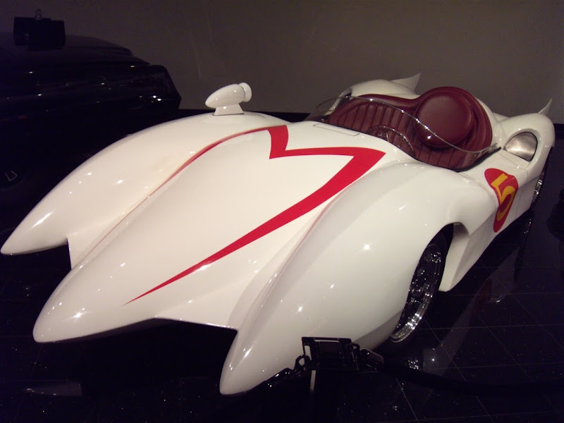 Speed Racer Mach 5