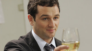 Matthew Rhys as gay lawyer Kevin Walker in Brothers & Sisters