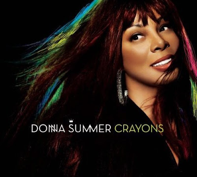 Donna Summer's new album of original material - Crayons