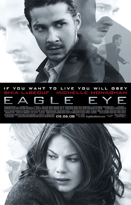 Official Eagle Eye movie poster