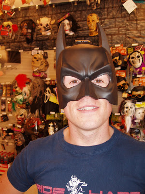 Halloween mask - Batman