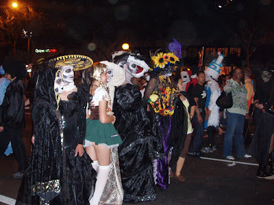 West Hollywood Halloween Carnaval 2008