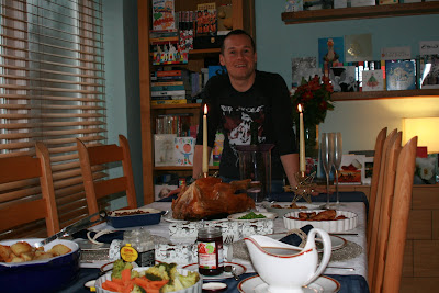 Christmas lunch is served 2007