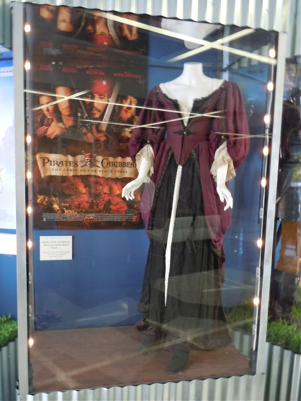 Elizabeth Swann gown Pirates of the Caribbean