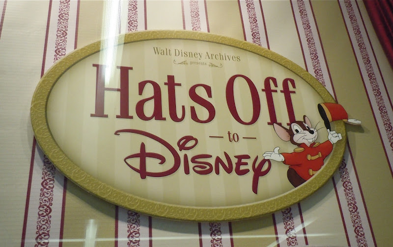 Walt Disney Archives Hats off to Disney