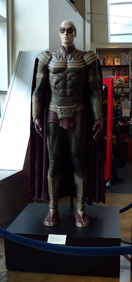Ozymandius costume from Watchmen movie