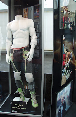 Mickey Rourke's costume from The Wrestler movie