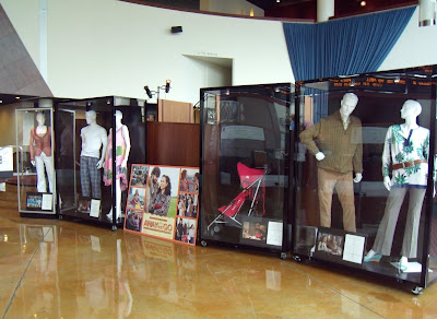 Away We Go movie costumes and props at ArcLight Hollywood