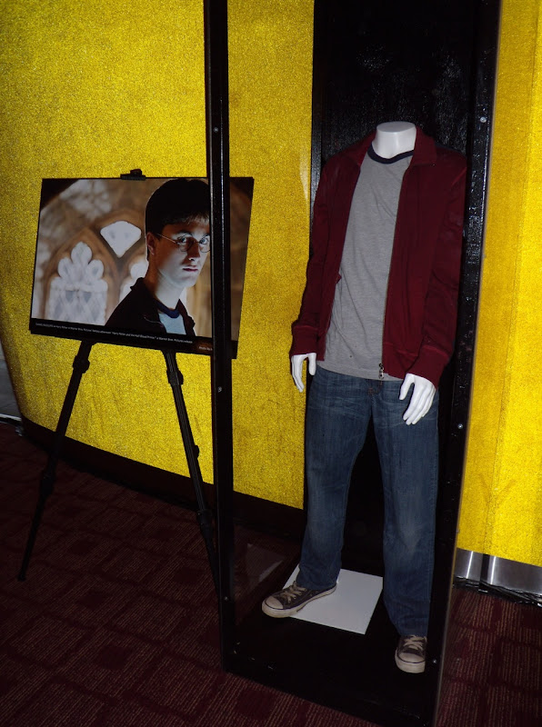 Daniel Radcliffe's Harry Potter and the Half-Blood Prince original film costume