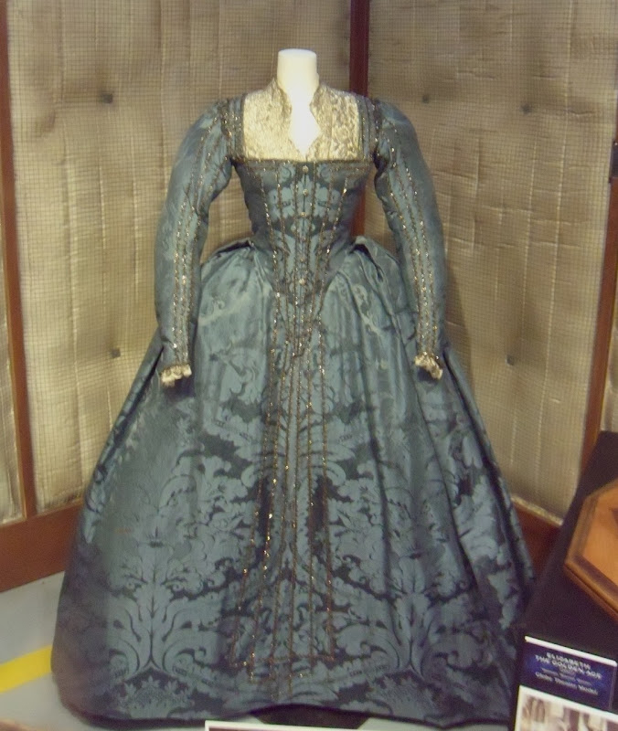 Elizabeth The Golden Age movie costume worn by Cate Blanchett
