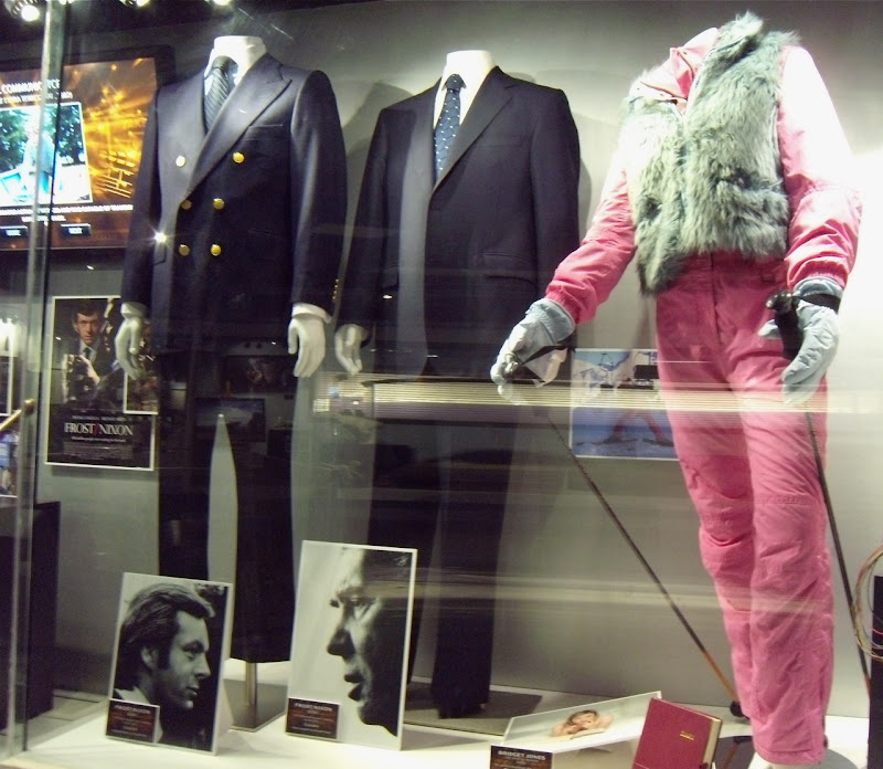 Frost Nixon original movie costumes