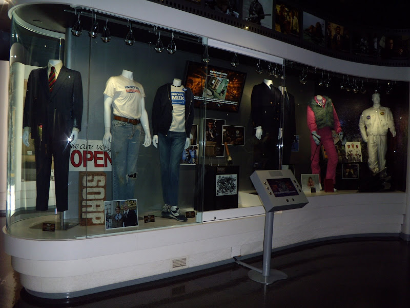 Universal Studios Hollywood costume and prop museum